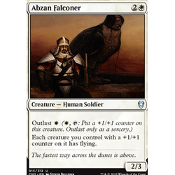 Magic löskort: Commander Anthology 2018: Abzan Falconer