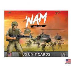 'Nam Unit Cards – US Forces in Vietnam