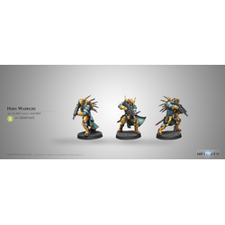 Yu Jing - Hsien Warriors (MULTI Rifle)