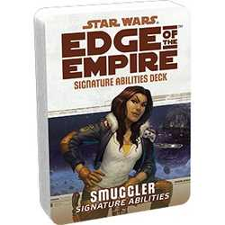Star Wars: Edge of the Empire: Specialization Deck - Smuggler Signature Abilities