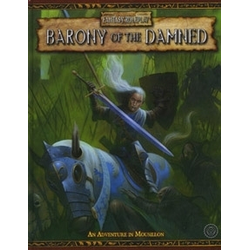 Warhammer FRP 2nd ed: Barony of the Damned