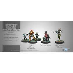 Dire Foes Mission Pack 6: Defiant Truth (Haqqislam VS Yu jing)