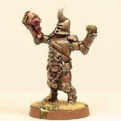 Fantasy Football Chaos - Plague Warrior 1 (Gaspez)