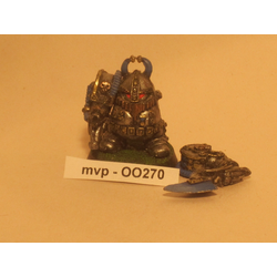 Squats: Hearthguard in Exo Armor (Metall, Begagnad)