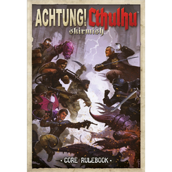Achtung! Cthulhu Skirmish - Core Rulebook (small)