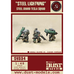 SSU Steel Lightning
