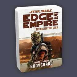 Star Wars: Edge of the Empire: Specialization Deck - Bodyguard