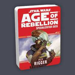 Star Wars: Age of Rebellion: Specialization Deck - Ace Rigger