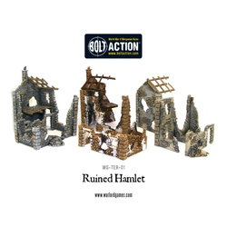 Ruined Hamlet (plastic boxed set)