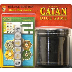 Settlers of Catan: Dice Game Deluxe