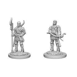Pathfinder Deep Cuts (unpainted): Town Guards