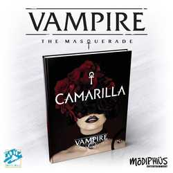 Vampire: The Masquerade (5th ed) - The Camarilla Sourcebook