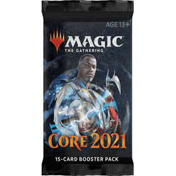 Magic The Gathering: Core 2021 Booster Pack