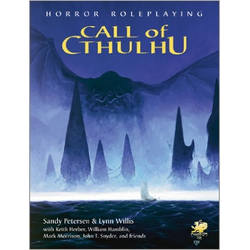 Call of Cthulhu RPG 5.5 Ed
