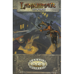 Lankhmar: City of Thieves (standard ed) (Savage Worlds)