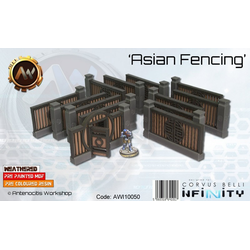 Antenocitis Asian Fencing (Pre-painted)