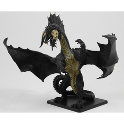 D&D Miniatures Game: Gargantuan Black Dragon (Limited Edition)