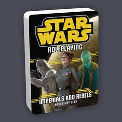 Star Wars: Age of Rebellion / Edge of the Empire: Imperials and Rebels Adversary Deck