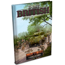 Flames of War: D-Day: British (4th Ed.)
