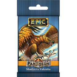 Epic: Pantheon - Shadya vs Valentia