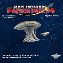 Alien Frontiers: Faction Pack 4