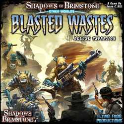 Shadows of Brimstone: Blasted Wastes