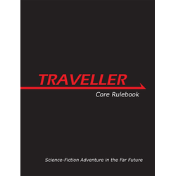 Traveller 3rd ed: Core Rulebook