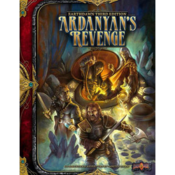 Earthdawn 3rd ed: Ardanyan's Revenge