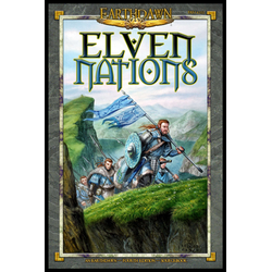Earthdawn: Elven Nations