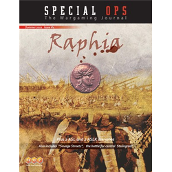 Special Ops: The Wargaming Journal - Issue 1 (Summer 2011)