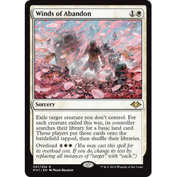 Magic löskort: Modern Horizons: Winds of Abandon
