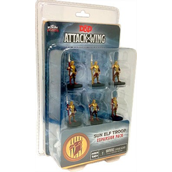 Dungeons & Dragons Attack Wing: Sun Elf Troop