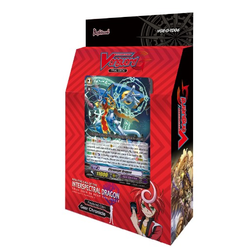Cardfight!! Vanguard: Rallying Call of the Interspectral Dragon Trial Deck