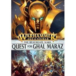 The Realmgate Wars: Quest for Ghal Maraz Rulebook