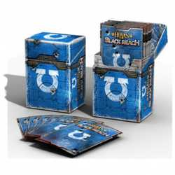 Heroes of Black Reach: Ultramarines Deck Box + art sleeves