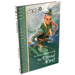 Legend of the Five Rings: The Eternal Knot (novell)