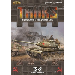 TANKS: Soviet IS-2 & IS-85