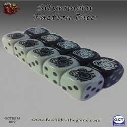 The Silvermoon Trade Syndicate: Faction dice (10)