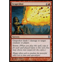 Magic löskort: Time Spiral: Grapeshot