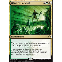 Magic löskort: Guild Kits: Glare of Subdual
