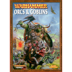 Orcs and Goblins Army Book (Tidigare edition)