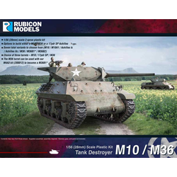 Rubicon: US M10 Wolverine / M36 Jackson Tank Destroyer