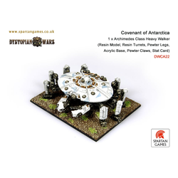 Covenant of Antarctica Archimedes Class Heavy Walker (1)