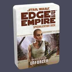 Star Wars: Edge of the Empire: Specialization Deck - Hired Gun Enforcer