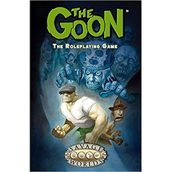 Savage Worlds RPG: The Goon RPG