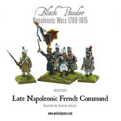 Napoleonic: Late French Command