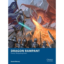 Dragon Rampant Fantasy Wargaming Rules