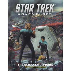 Star Trek Adventures: The Sciences Division