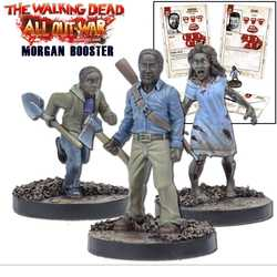 The Walking Dead: All Out War - Morgan Booster