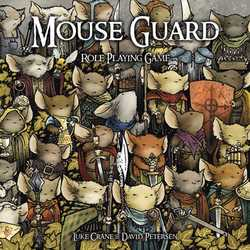 Mouse Guard RPG (1:st Ed)